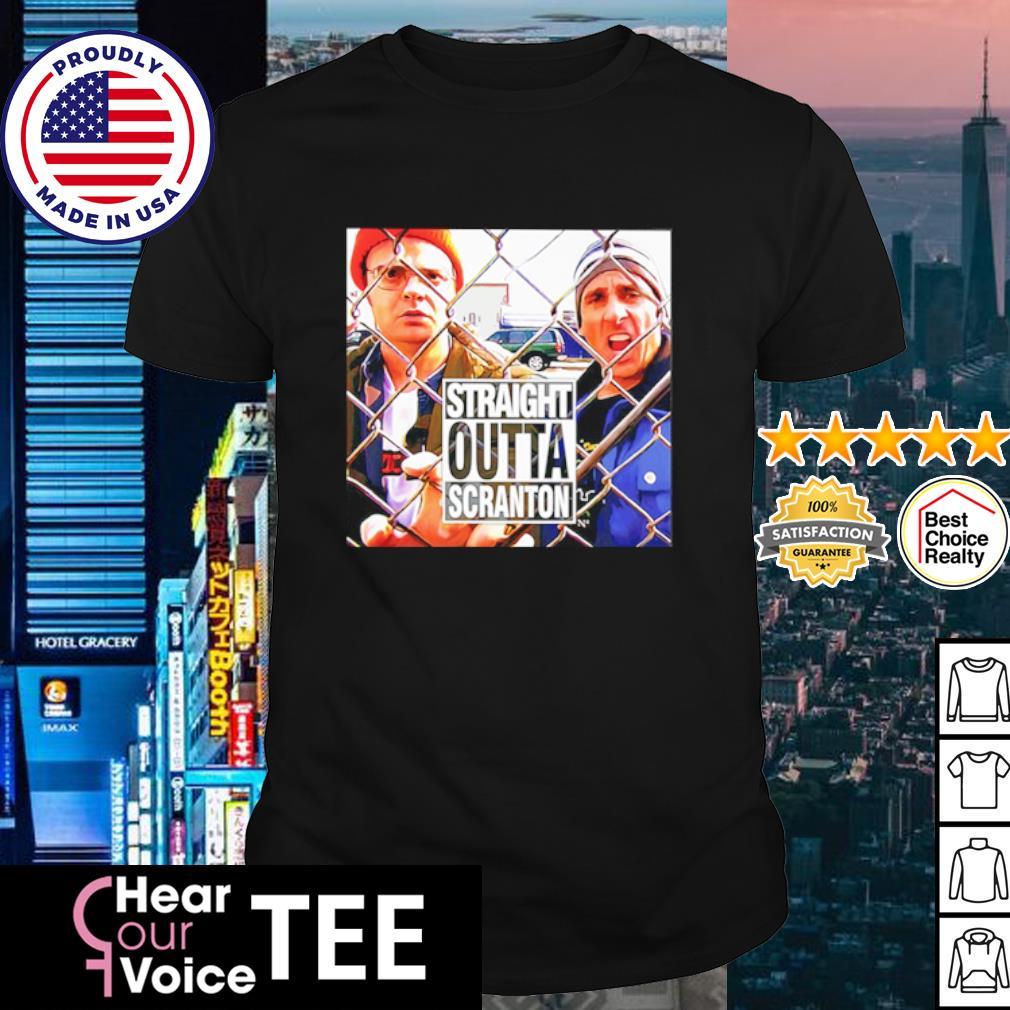 Straight Outta Compton scranton shirt