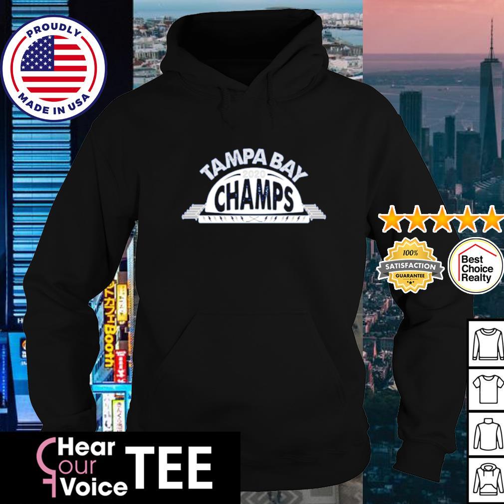 Tampa Bay Bubble Champs 2020 Shirt hoodie