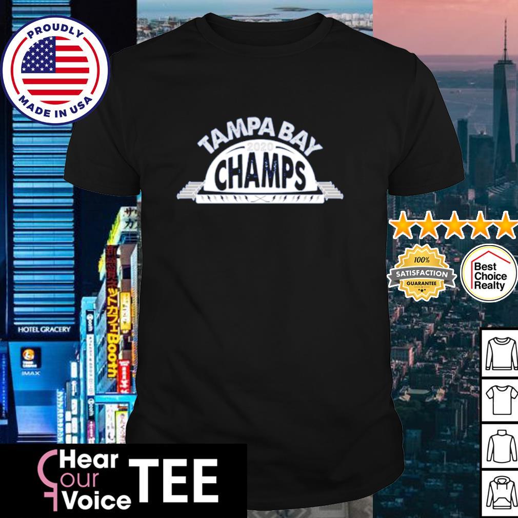 Tampa Bay Bubble Champs 2020 Shirt