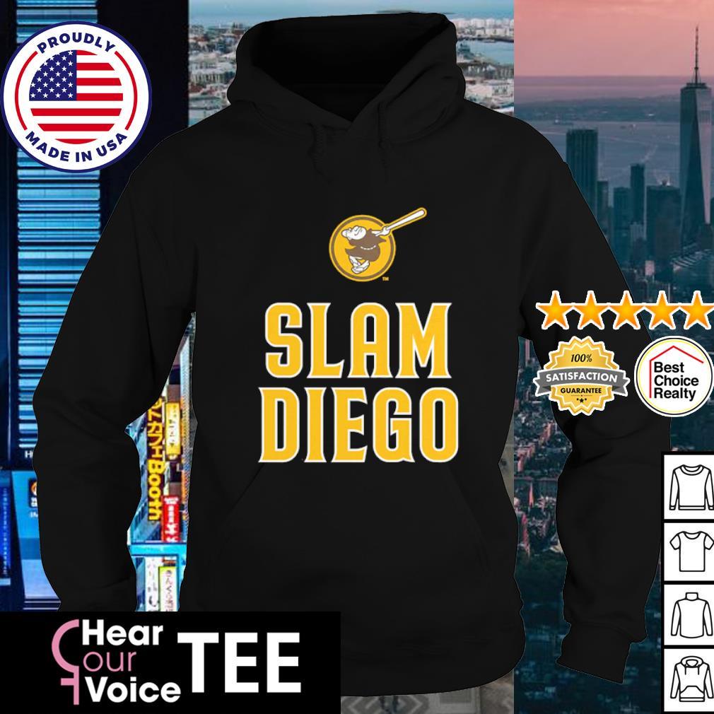 San Diego Padres Fanatics Branded Brown Slam Diego s hoodie