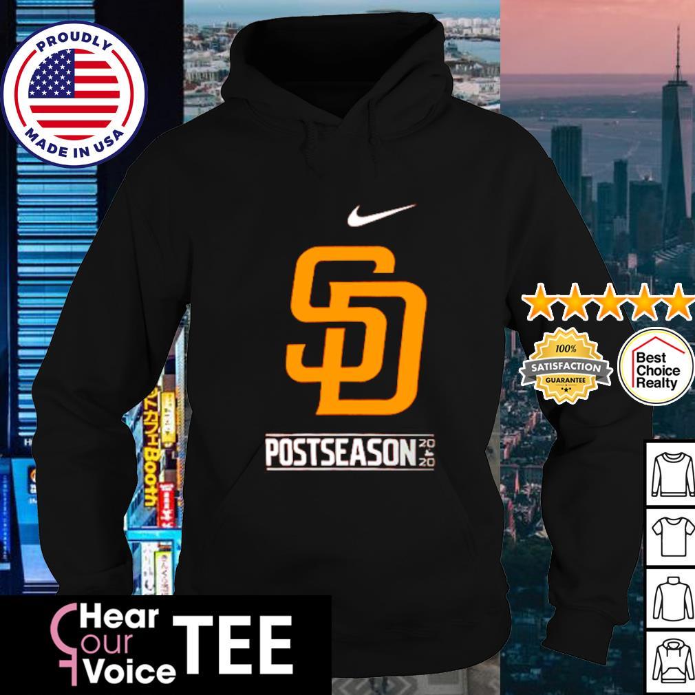 San Diego Padres Nike Brown 2020 s hoodie