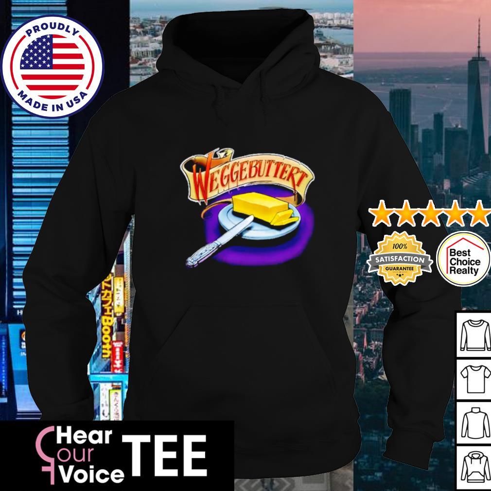 Weggebuttert s hoodie