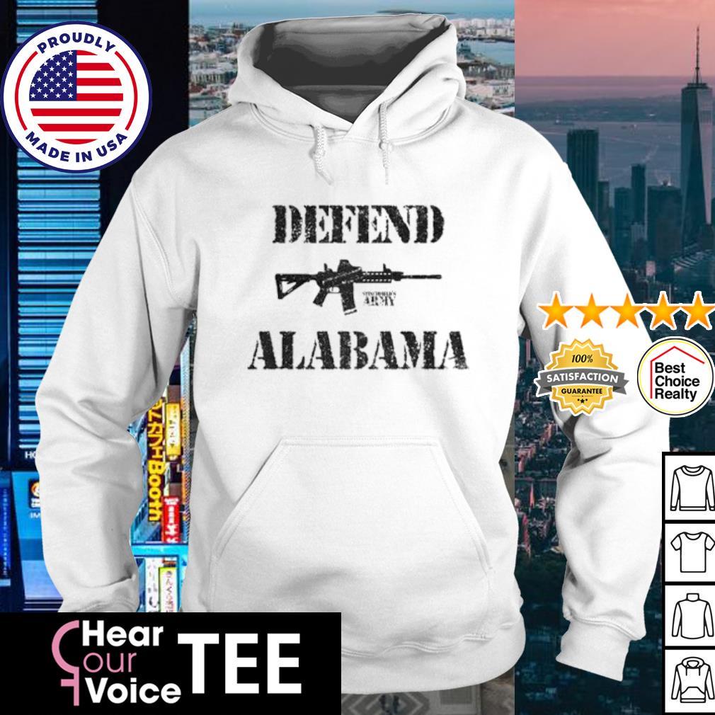 Defend Alabama s hoodie