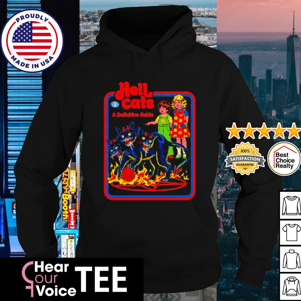 Hellcats a definitive guide s hoodie