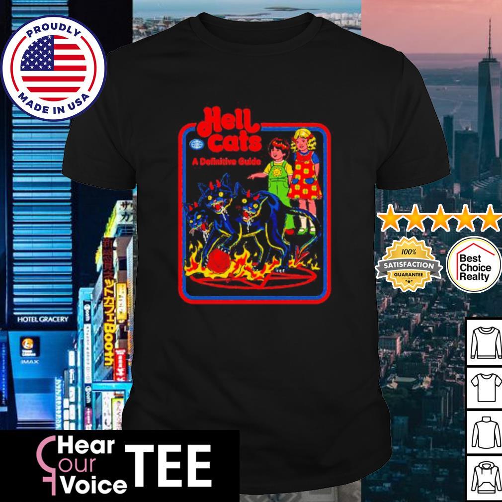 Hellcats a definitive guide shirt