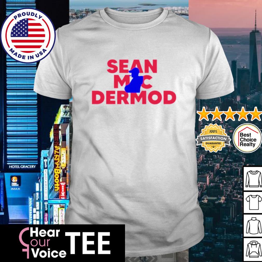 Sean Mc Dermott Buffalo Bulls shirt
